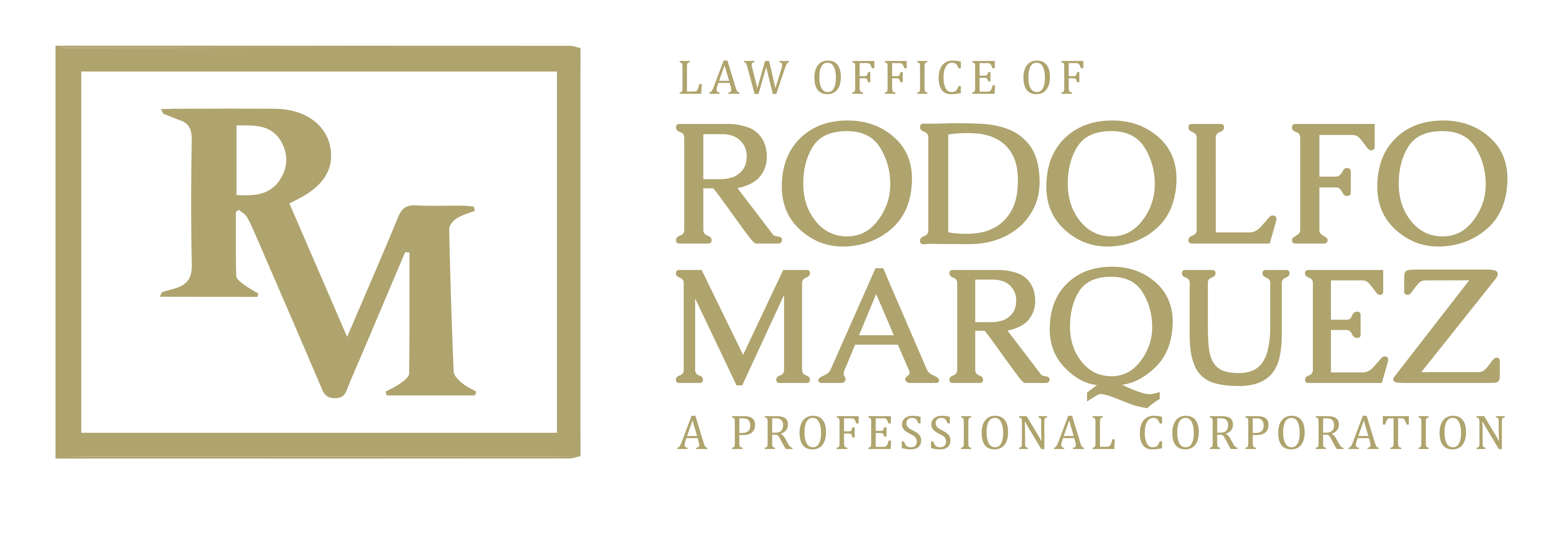 Law Office of Rodolfo Marquez
